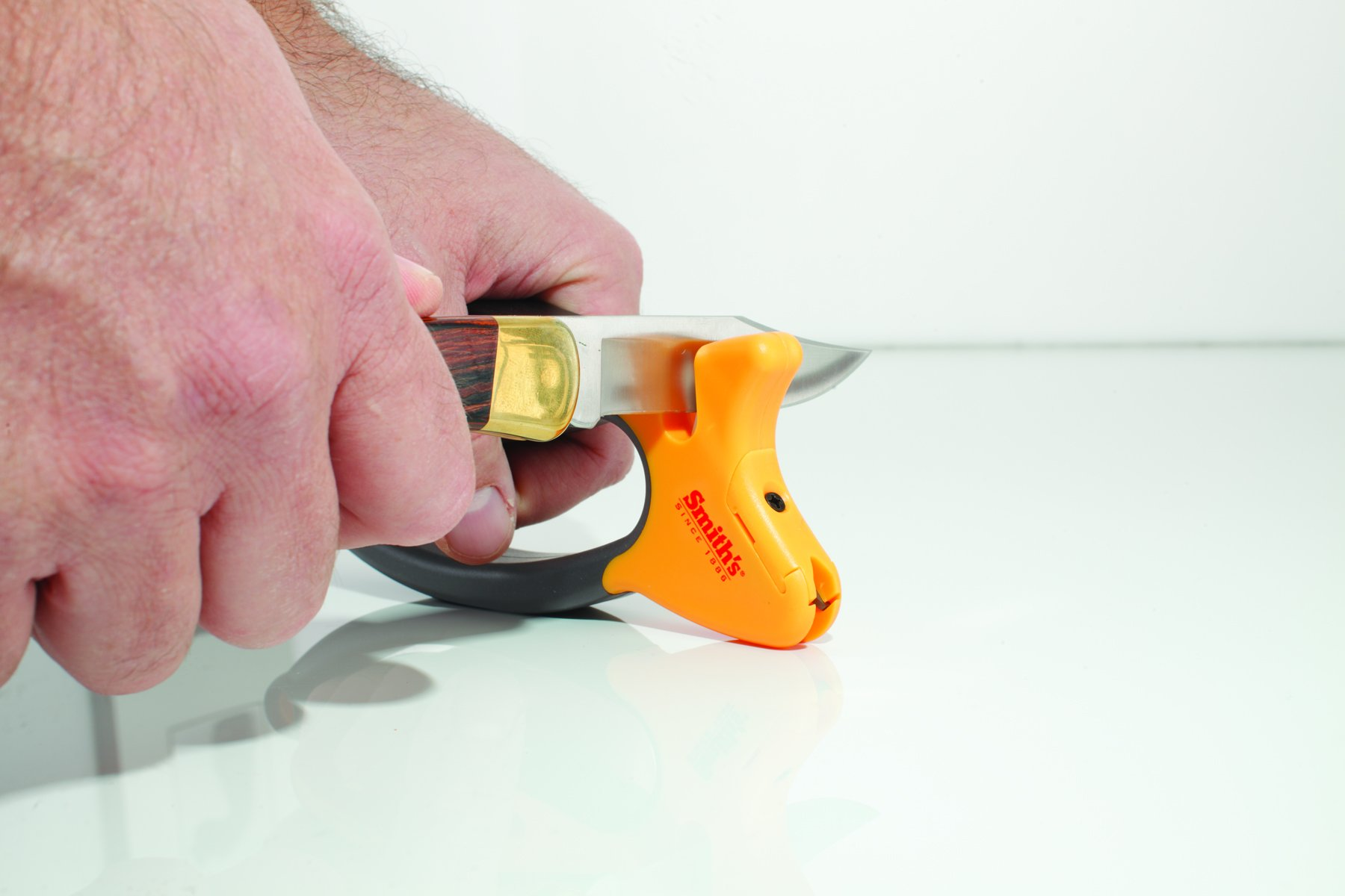 Smith's 50185 Jiffy-Pro Handheld Sharpener by Smith's (Image #2)