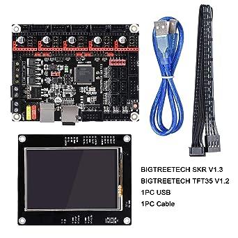 Amazon.com: WitBot SKR V1.3 Panel de control de 32 bits CPU ...