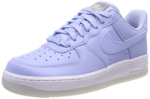 9c4a2fc11eec Nike Women s Air Force 1  07 Essential Gymnastics Shoes  Amazon.co ...
