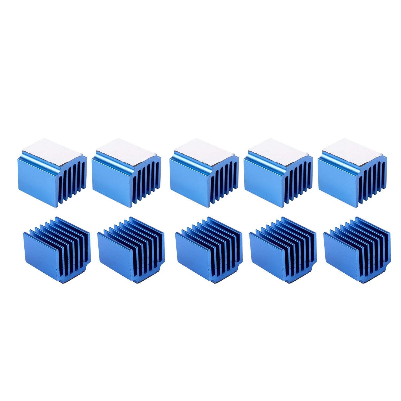 Gaoominy 10pzs Piezas de la Impresora 3D Disipador de Calor del ...