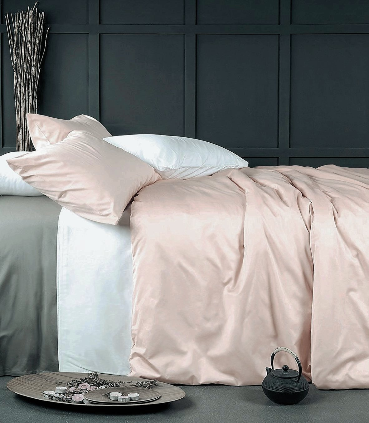 full cover colored quilt grey furniture of fresh dusty bedding and amazing better piece comforter elegant blush forter duvet floral ruching luxury homes gardens covers size rose