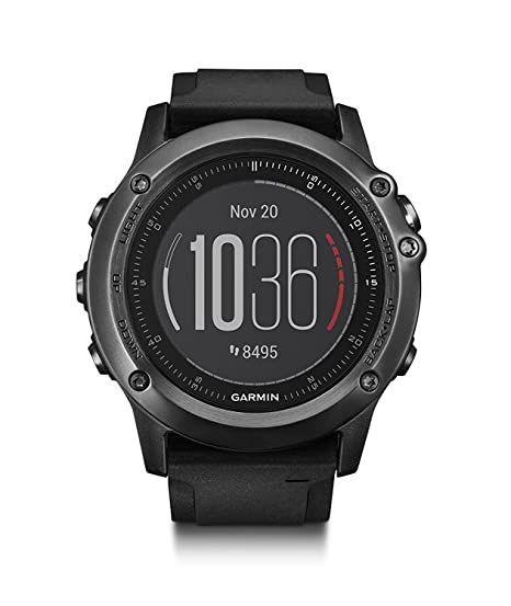 Garmin Fenix 3 HR, Gray: Amazon.es: Electrónica