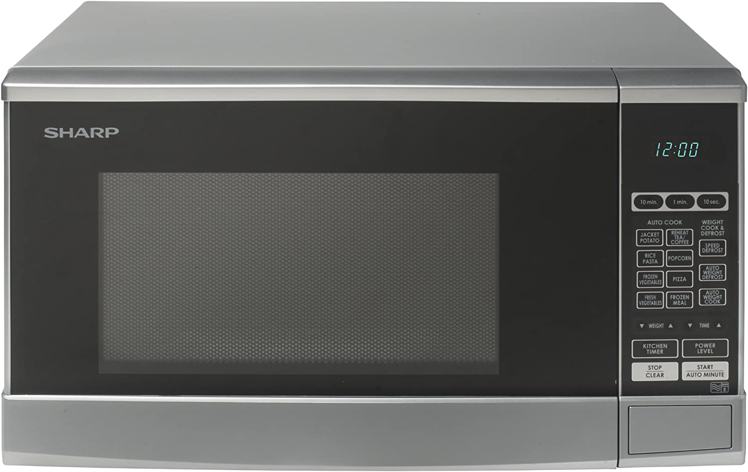 Check out Sharp R270 Silver Microwave