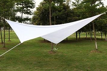 Sonnenschutz Garten amazon de yahee 4 x 4 m sonnensegel sonnenschutz garten windschutz