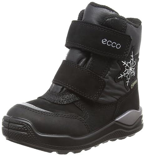 fc04ca80a6 ECCO Boys' Urban Mini Classic Boots, Black 51052, 8 UK: Amazon.co.uk ...
