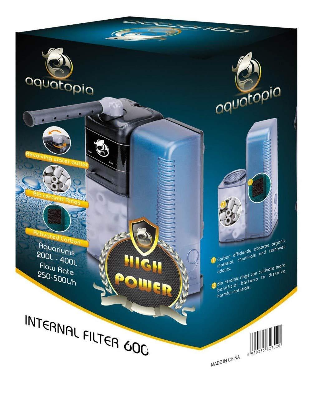 Aquatopia Internal Filter 600  600-1000L H