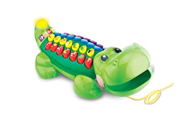 Vtech alpha gator learning toy amazon toys games vtech alpha gator learning toy altavistaventures Images