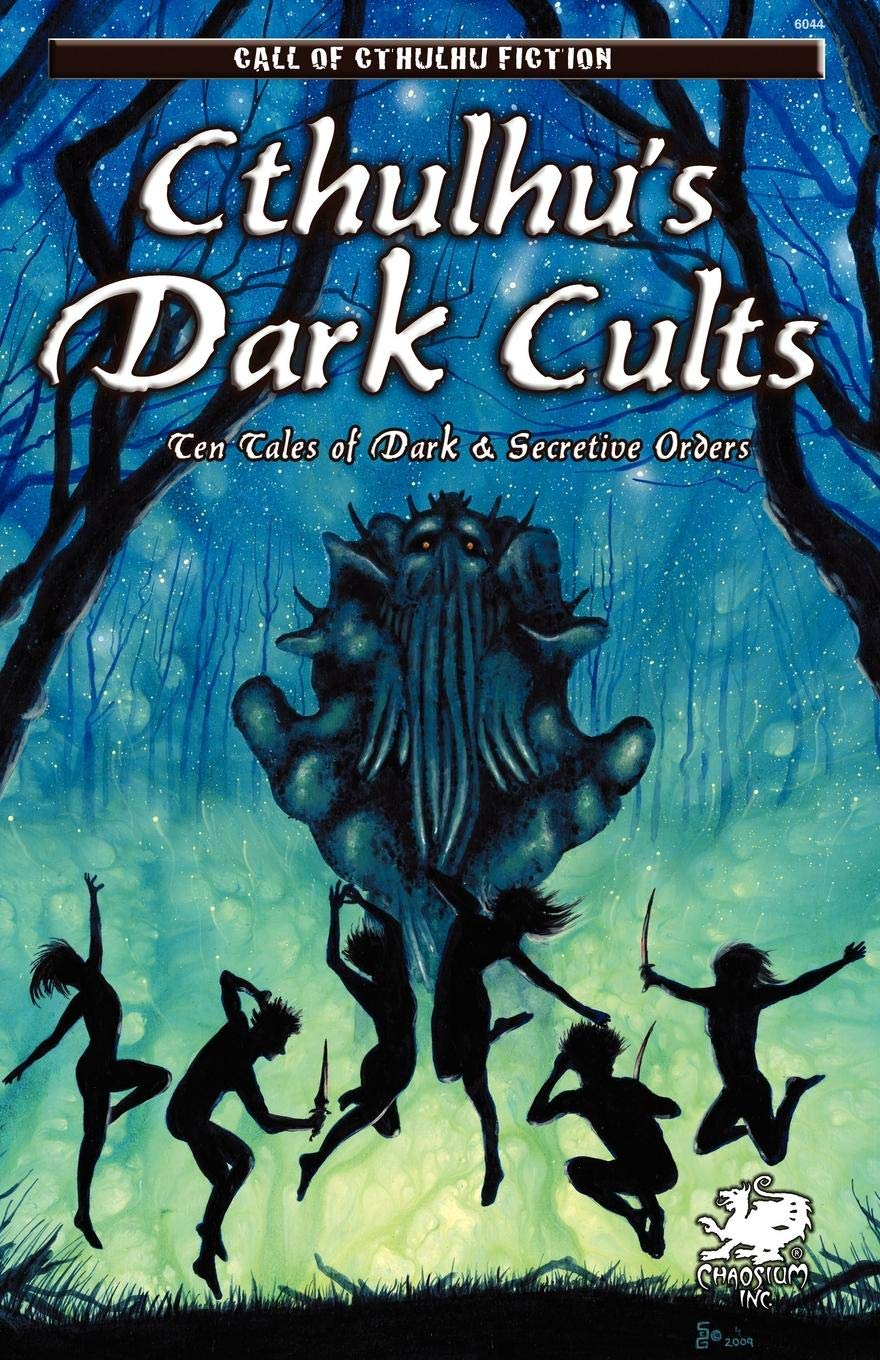 Call Of Cthulhu Darkness Within Book 2