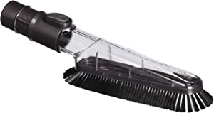 Dyson 908896-02 Dust Brush, Iron/Clear Soft Assembly