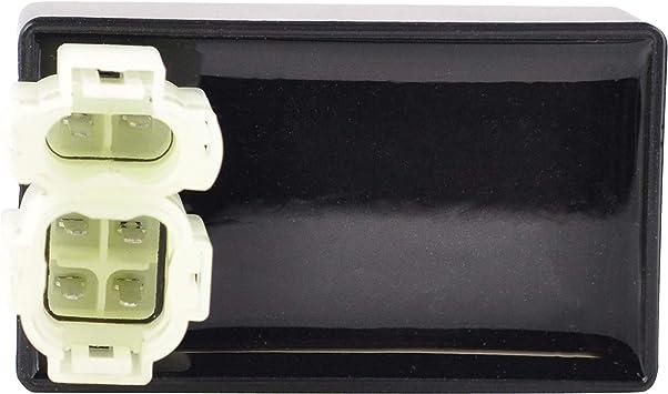 Caltric CDI MODULE Fits HONDA TRX250EX TRX-250EX SPORTRAX 250 2x4 2001-2008
