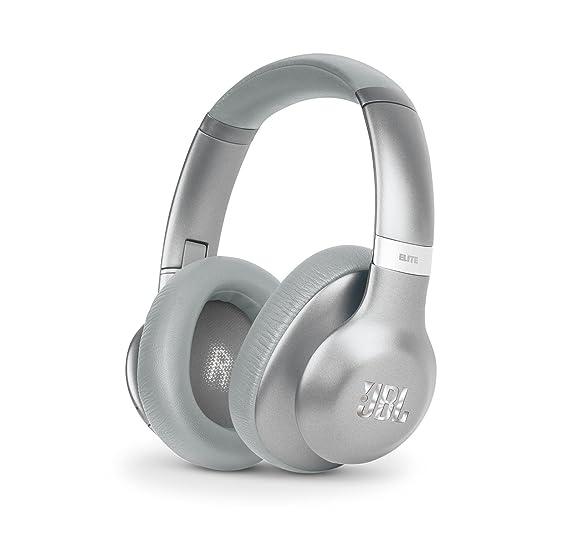 Jbl Everest 750 Silver Over Ear Wireless Bluetooth Headphones (Silver) by Jbl