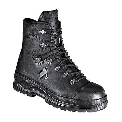 Haix - Sicherheitshochschuh Trekker PRO S3 in schwarz  wasserfester Arbeitsschutzschuh Einsatzschuh Schutzschuh...