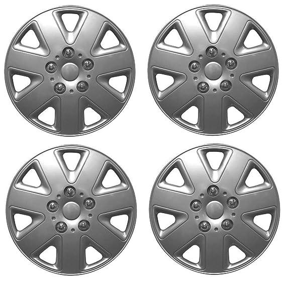 CITROEN C1 Tempest 14 Inch Car Wheel Trims Hub Caps Plastic Covers Black Wing Mirrors World