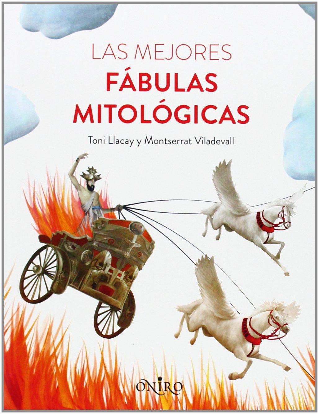 Las mejores fábulas mitológicas (Spanish Edition) PDF