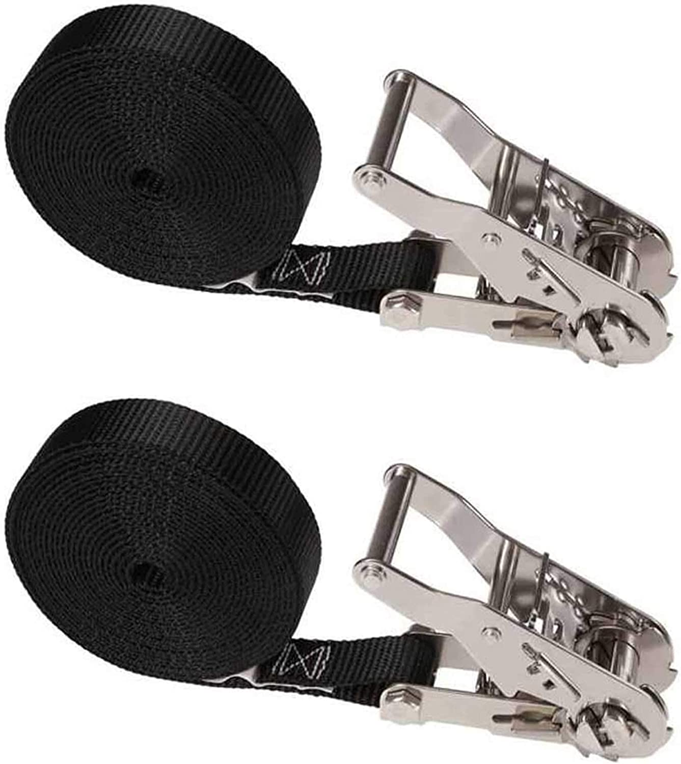 Fresno Mall US Cargo Control - Trust Stainless Steel Tie In Down 1 Ratchet Strap
