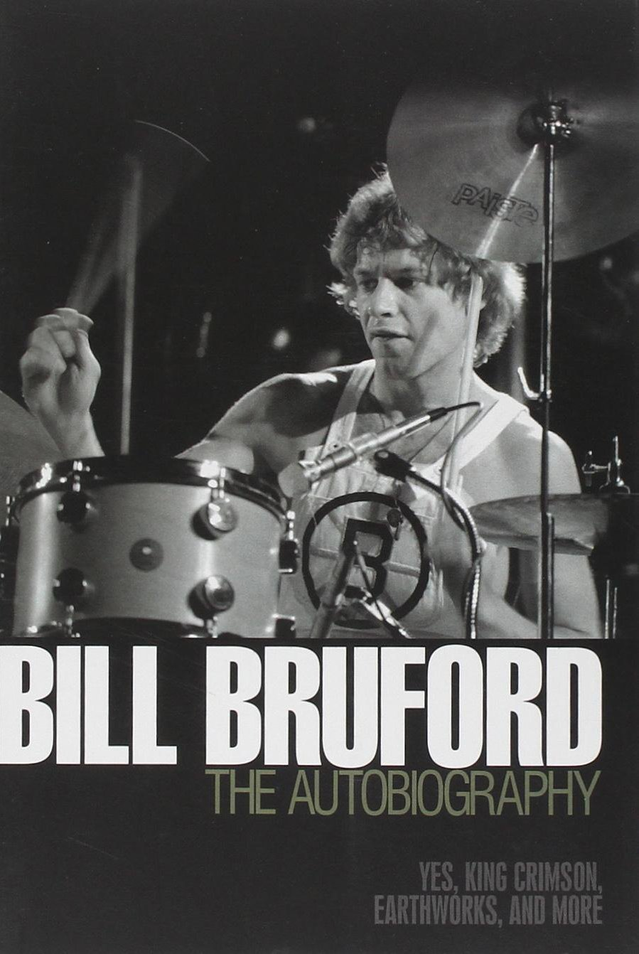 Download Bill Bruford The Autobiography PDF