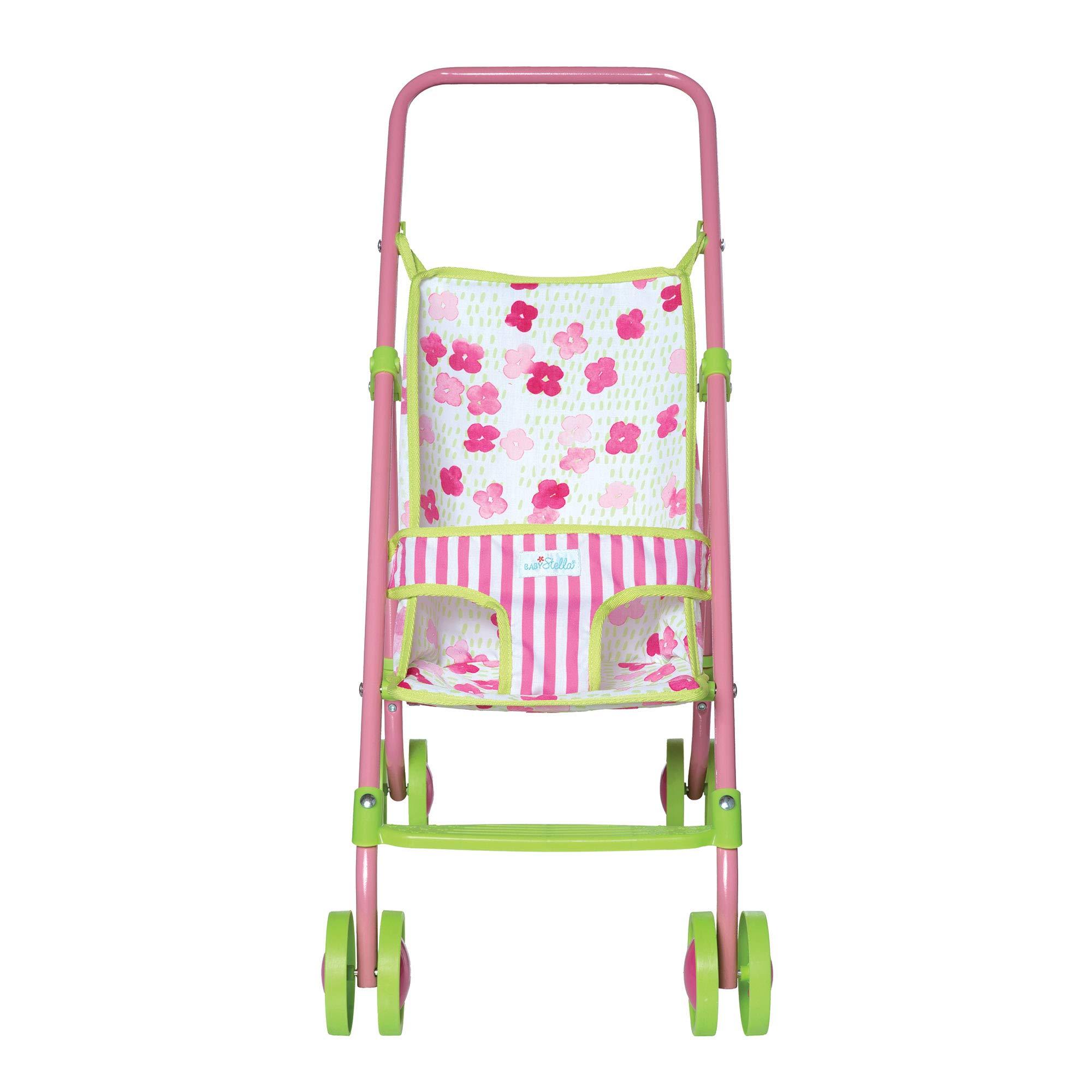 Manhattan Toy Baby Stella Baby Stroller Toy for 12'' and 15'' Soft Dolls by Manhattan Toy