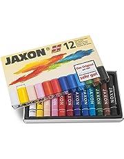 Jaxon 47412 Honsell Ölpastellkreide, 12er Set