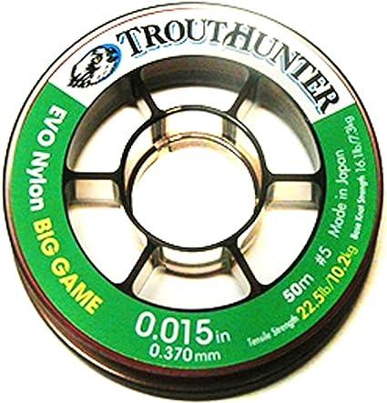 Trouthunter EVO Nylon Tippet