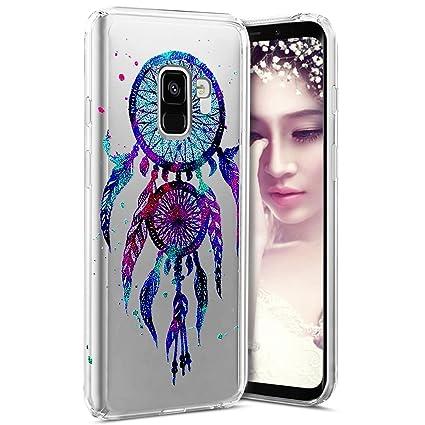 Surakey Funda Compatible para Samsung Galaxy A5/A8 2018 ...