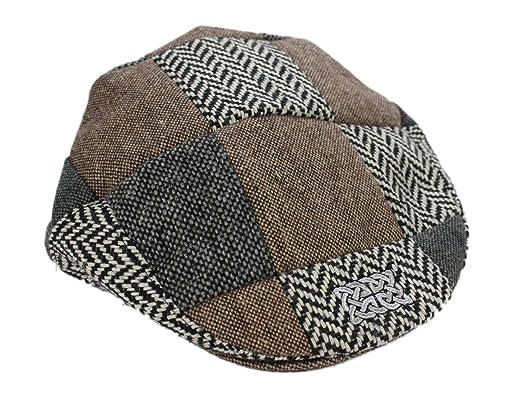 3842d0a99647e Patrick Francis Ireland Kids Tweed Flat Cap