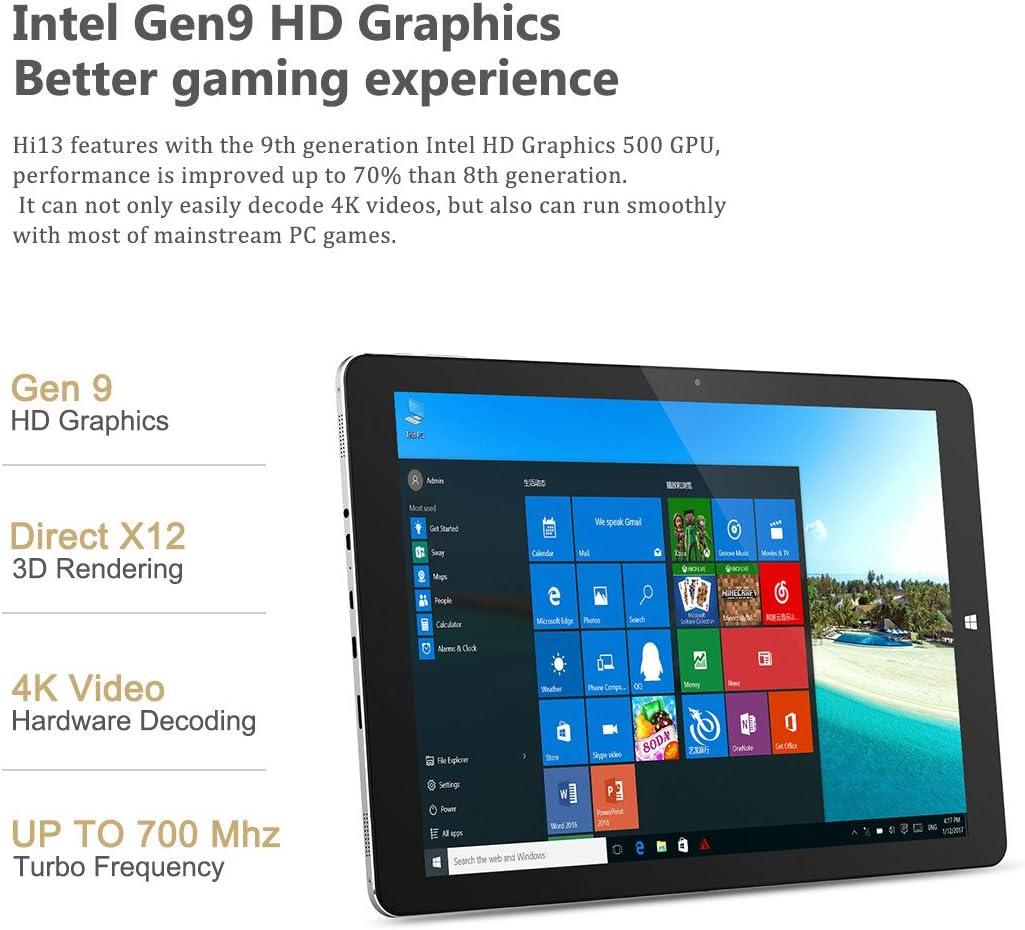 Chuwi - Tableta con pantalla táctil IPS de 13,5 pulgadas, Windows ...