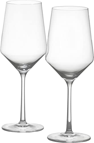 Schott-Zwiesel-Tritan-Crystal-Stemware-Pure-Collection-Cabernet/All-Purpose-Red-or-White-Wine-Glass