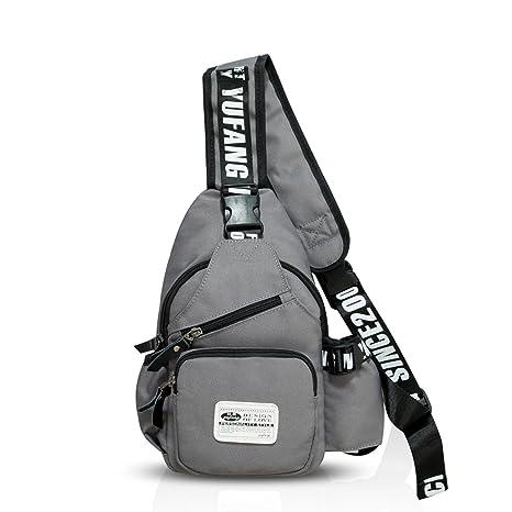 6378c5d4ca68 FANDARE Sling Bag Shoulder Backpack Crossbody Bag Chest Pack Bag Chest  Strap Bag One Strap Backpack Cycling Hiking Outdoor Travel Sport Bag Gym ...