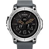 Smartwatch da Uomo Nixon Analogico al Quarzo con Cinturino in Silicone Nixon – A1167-2101-00