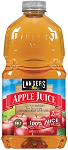 Langers Apple Juice, 64 oz