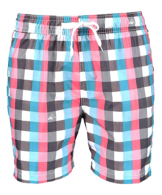 12ab51787ab11 Kanu Surf Men's South Beach Quick Dry Volley Swim Trunks | Amazon.com