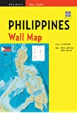 Philippines Wall Map (Periplus Wall Maps)