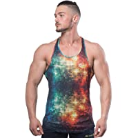 2885a8662f6f1 Jed North Bodybuilding Tank Top Gym Stringer Y-Back Muscle Racerback