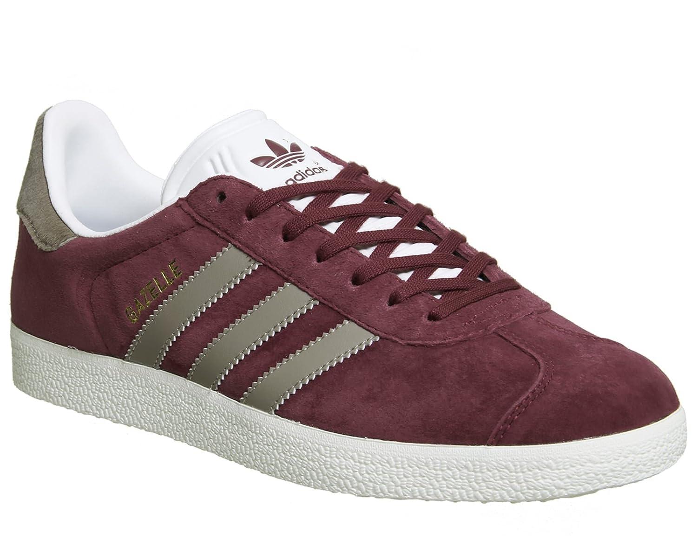 adidas Damen Gazelle Sneakers  37 1/3 EU|Mehrfarbig (Buruni / Grivap / Ftwbla)