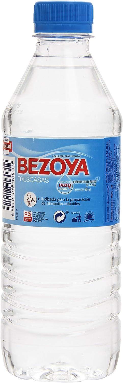 Bezoya Agua Mineral Natural Botella 50cl: Amazon.es: Alimentación y bebidas