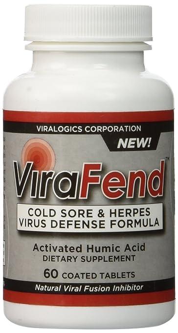 Best Cold Sore & Herpes Virus Defense - 60 Ct