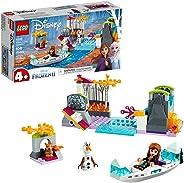 LEGO Disney Frozen II Anna's Canoe Expedition 41165 Frozen Adventure Easy Building Kit, New 2019 (108 Pieces)