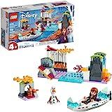 LEGO Disney Frozen II Anna's Canoe Expedition 41165 Frozen Adventure Building Kit (108 Pieces)