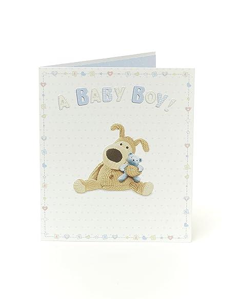 Amazon.com: Boofle bebé recién nacido Boy azul juguete ...