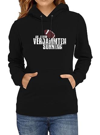Shirt Happenz an Jedem Verdammten Sonntag #3 Premium Hoodie