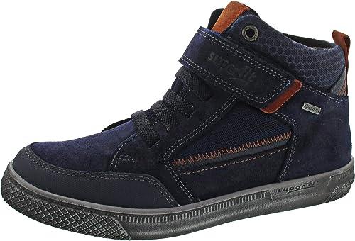 Superfit Jungen Luke Gore-tex 509200 Hohe Sneaker
