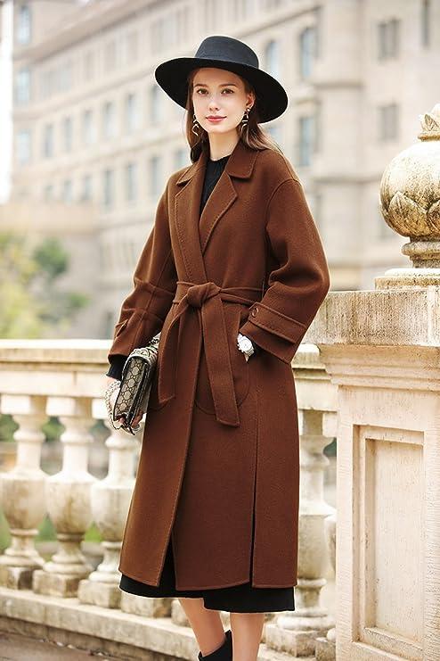 tessuto cappotto donna