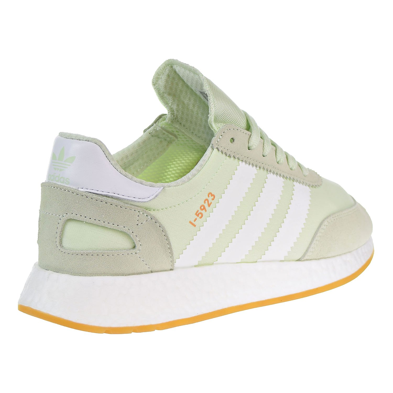 adidas Iniki US|Aero Women's Off-White Sneakers B079NSR3YR 11 B(M) US|Aero Iniki Green/Footwear White/Gum 3 340229