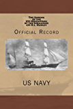 The Sinking of the USS Housatonic by the Submarine CSS H.L. Hunley