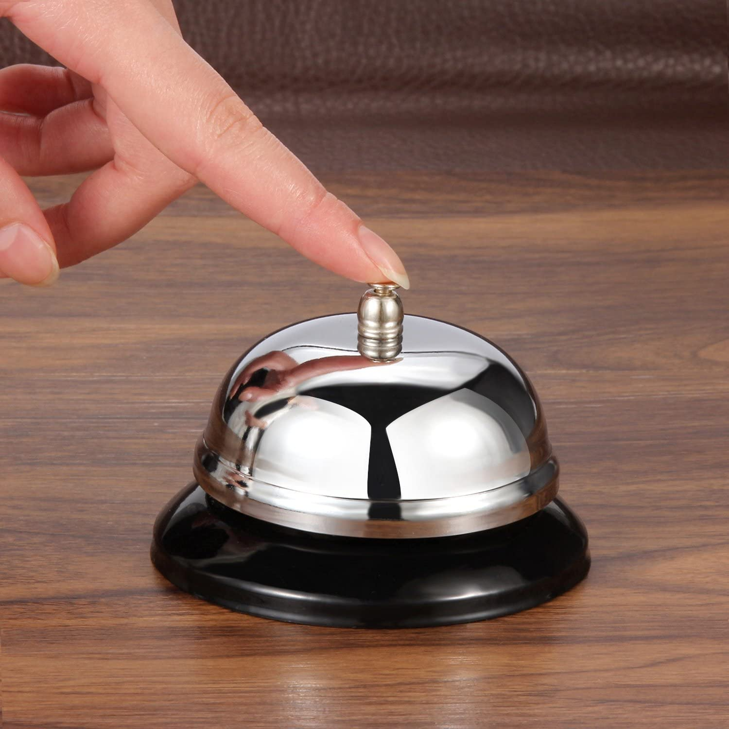 The Porter Kitchen Restaurant Bar and Classic Concierge Service Hotel Bell 3.3 inch Wetco Big Call Bell