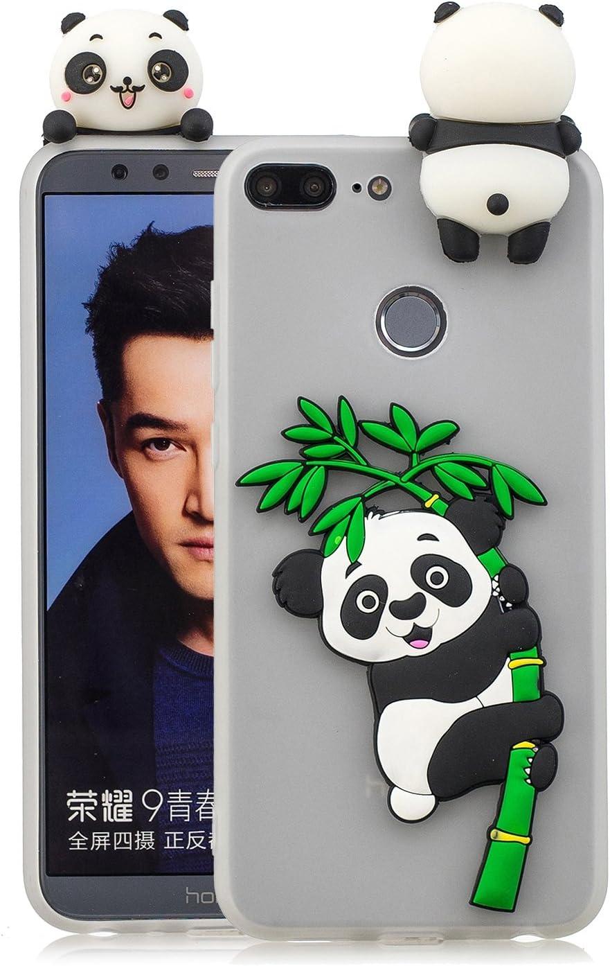 de-Meet Carcasa Huawei Honor 9 Lite, Slim Protección para Huawei ...