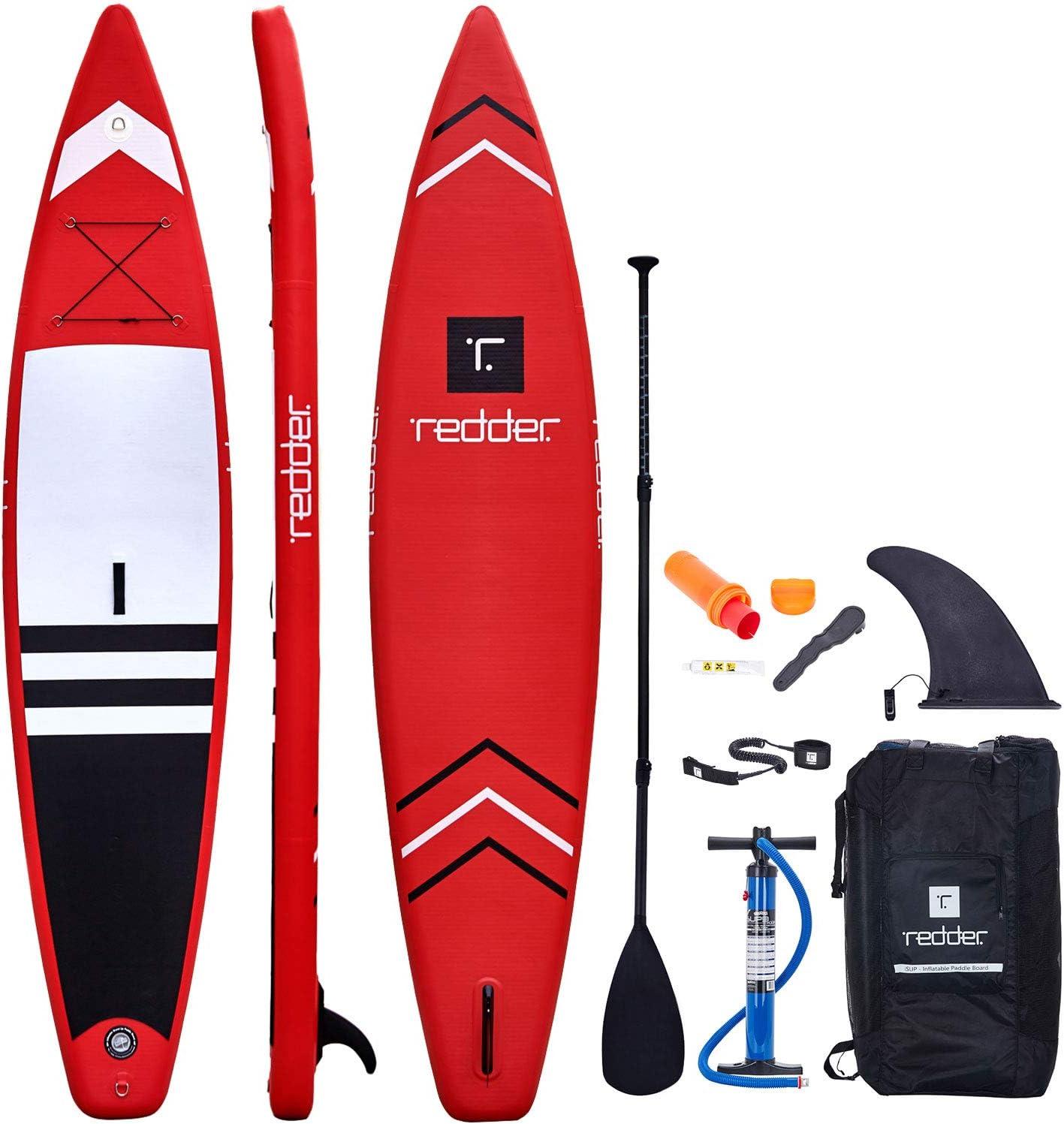 redder Tablas Paddle Surf Hinchables Nova Doble Capa Turismo 126 ...