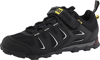 Mavic Alpine - Zapatillas MTB para hombre - negro Talla 43 1/3 2015: Amazon.es: Deportes y aire libre