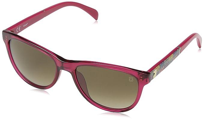 Tous STO906-5403GB Gafas de sol, Shiny Fuchsia, 54 para ...