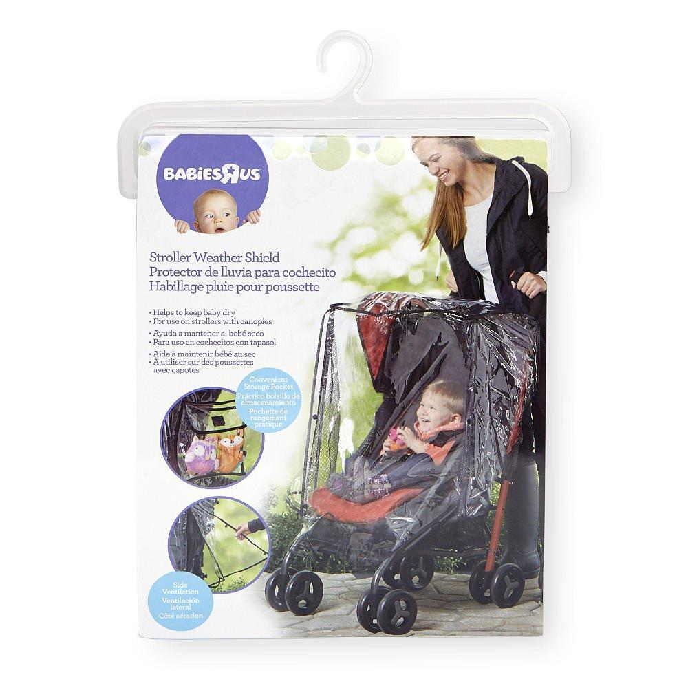 Amazon.com : Babies R Us Stroller Rain Cover : Baby Stroller ...